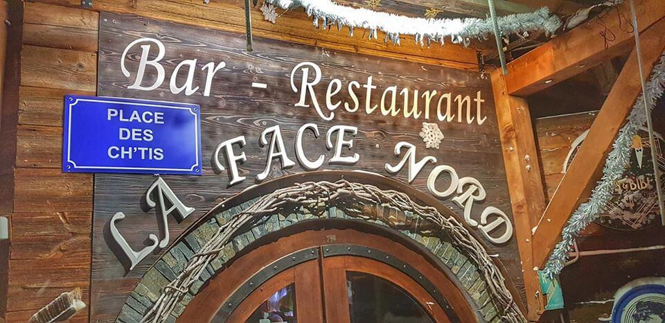 La Face Nord La Plagne