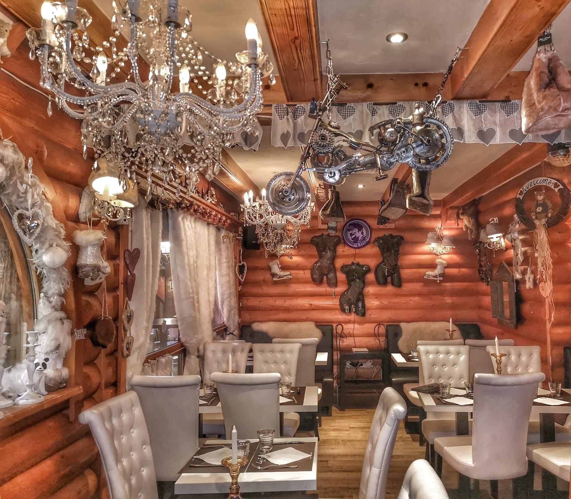 Le meilleur restaurant de La Plagne
