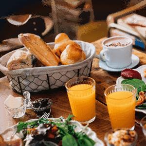 Petit-déjeuner La Plagne