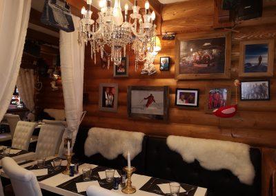 Restaurant La Face Nord Belle Plagne