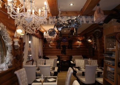 Restaurant La Face Nord La Plagne