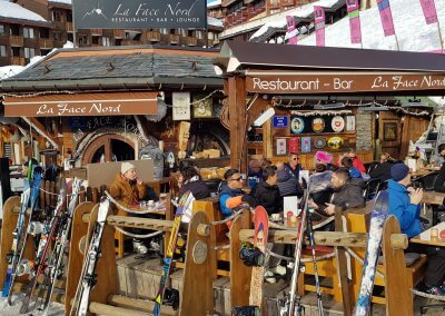Terrasse La Face Nord restaurant