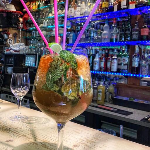 bar coktails La Plagne