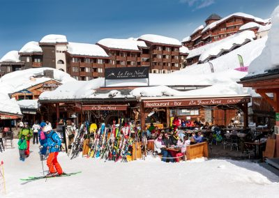 La Face Nord bar après ski