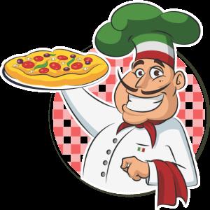Pizza La Pierra Menta