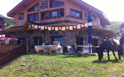 Buvette, barbecue et crêpes au 5 à 7 Siete pour le Critérium du Dauphiné !